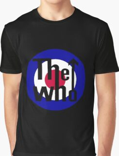 Thee Who Graphic T-Shirt