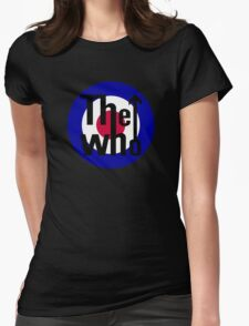 Thee Who Womens Fitted T-Shirt