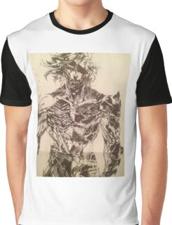 Broken Raiden Graphic T-Shirt
