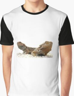 Bearded dragons Graphic T-Shirt