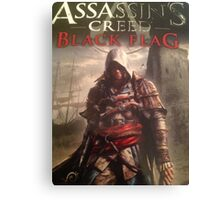 Assassins Creed Black Flag limited cover Canvas Print