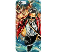 Twelfth Doctor - underwater iPhone Case/Skin