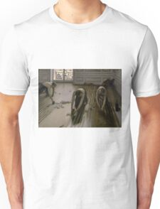 Gustave Caillebotte - The Floor Planers 1875 Unisex T-Shirt