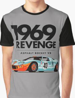 1969 Rocket V8 Graphic T-Shirt