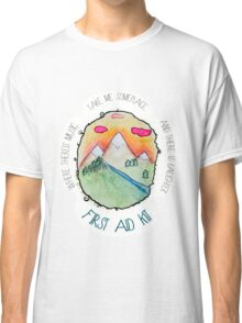 First Aid Kit - My Silver Lining Classic T-Shirt