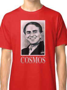 Cosmos Carl Sagan Classic T-Shirt
