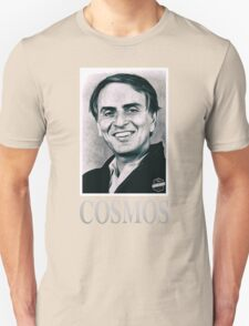 Cosmos Carl Sagan Unisex T-Shirt