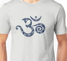 OM MANTRA - Buddhism - Symbol of spiritual strength  Unisex T-Shirt