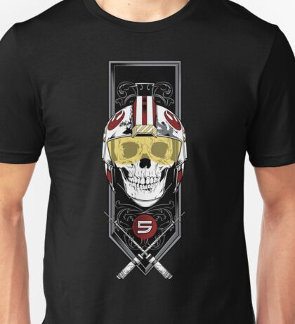 Why Death's-heads are the New Black Unisex T-Shirt