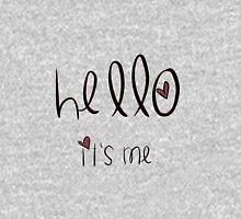 Hello, It's Me. Hoodie