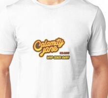 Calamity Jane RMS 2016  Unisex T-Shirt