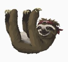 Sloth Love Throw Pillows - Wanna Hang? Kids Tee