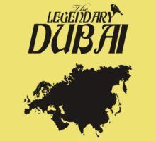 The Legendary Dubai One Piece - Short Sleeve