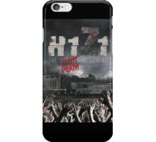 The Death is Coming iPhone Case/Skin