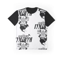 The Legendary Miami Graphic T-Shirt