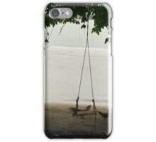 chooks on the beach iPhone Case/Skin