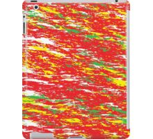 BRUSH PATTERN iPad Case/Skin