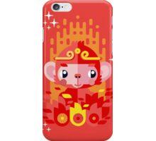 Fire Monkey Year iPhone Case/Skin