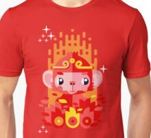 Fire Monkey Year Unisex T-Shirt