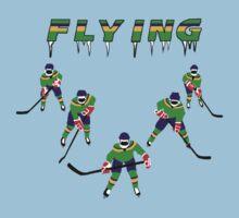 Mighty Ducks Flying ''V'' by MrTWilson
