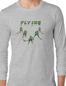Mighty Ducks Flying ''V'' Long Sleeve T-Shirt