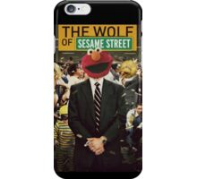 The Wolf Of Wall street-Parody iPhone Case/Skin