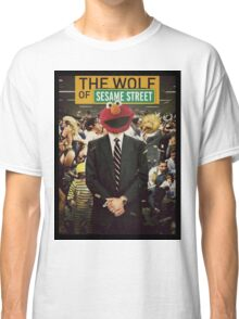 The Wolf Of Wall street-Parody Classic T-Shirt