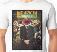 The Wolf Of Wall street-Parody Unisex T-Shirt