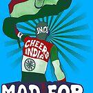 Team India Fan by Saksham Amrendra