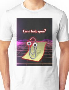 Clippy Unisex T-Shirt
