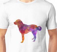 Anatolian Shepherd Dog in watercolor Unisex T-Shirt