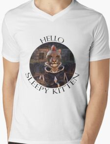 ESO Razum Dar Mens V-Neck T-Shirt