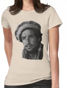 Massoud Tee Womens Fitted T-Shirt