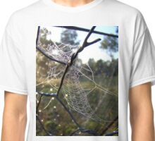 web of intrigue Classic T-Shirt