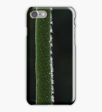 Flower Spike iPhone Case/Skin