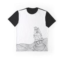 Rough Seas Make for a Better Sailor Graphic T-Shirt