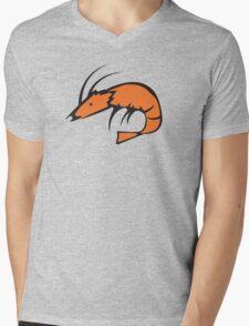 Sugawara's Shrimp Shirt Design Mens V-Neck T-Shirt