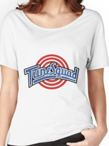 Tune Squad Women's Relaxed Fit T-Shirt