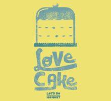 Love Cake Baby Tee