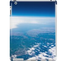 Istanbul from the space iPad Case/Skin