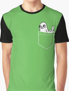 Pocket DickButt Graphic T-Shirt