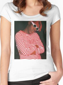The Gorgeous Lil Yachty Women's Fitted Scoop T-Shirt