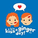 Kiss a Ginger! by Paul-M-W