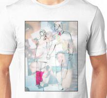 Fashion 7, A4, 2011, mixed technique Unisex T-Shirt
