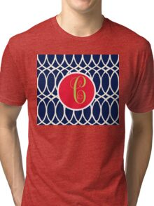 C for After Tri-blend T-Shirt