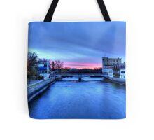 Cannon River Tote Bag