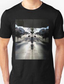 Window Reflection,Top Ryde,Australia 2014 T-Shirt