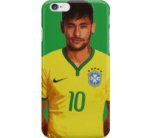Neymar - Brazil 2014 iPhone Case/Skin