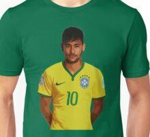 Neymar - Brazil 2014 Unisex T-Shirt