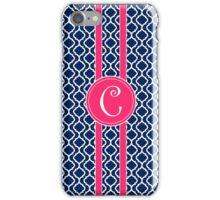 Curlz C iPhone Case/Skin